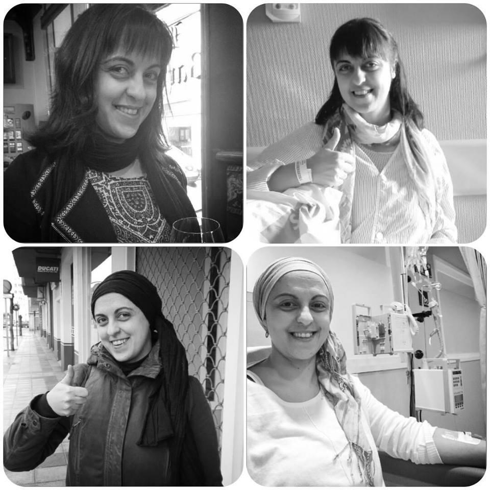 6 meses con cancer de mama