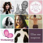 Ellas me inspiran: hablan del cáncer de mama en primera persona