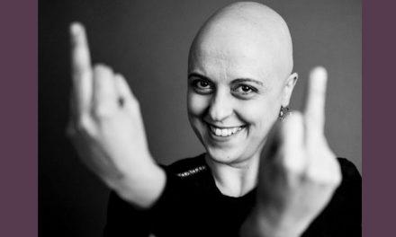 ¡¡Jódete cáncer!!