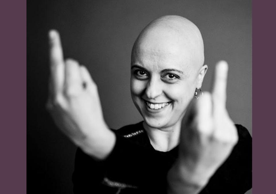 ¡Jódete cáncer!